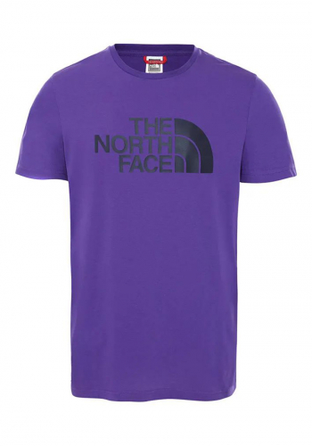 T-Shirt The North Face Easy purple