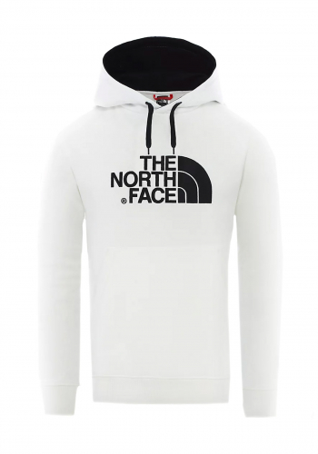 Hooded The North Face Drew Peak white