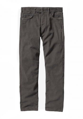 Pant Patagonia Straight Fit Cord grey
