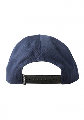 Cap Spitfire Bighead Fill navy/red