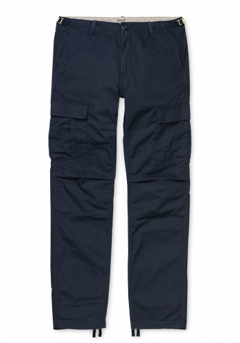 Pant Carhartt WIP Aviation dark navy