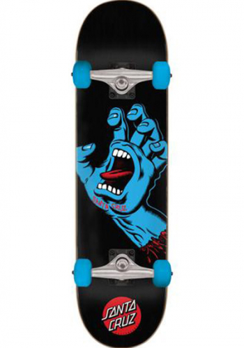 Komplettboard Santa Cruz Screming Hand Full 8.0
