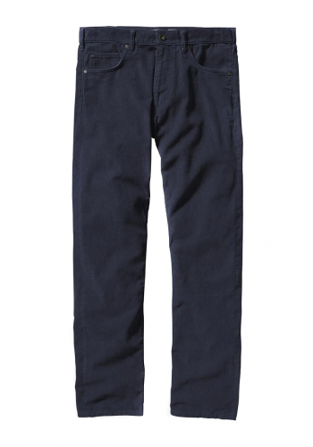 Pant Patagonia Straight Fit Cord navy