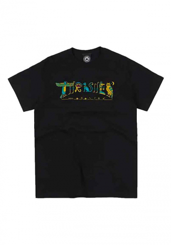 T-Shirt Thrasher Hieroglyphic black