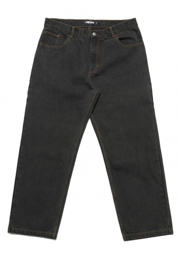 Jeans Chrystie NYC Baggy black