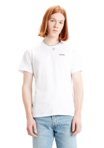 T-Shirt Levi's® Graphic cacti white