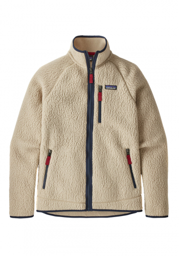 Fleece Patagonia Retro Pile khaki