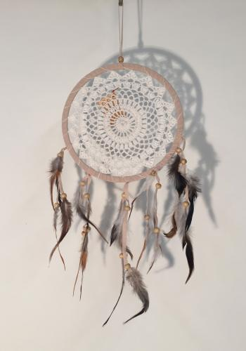Dreamcatcher Medium 22cm natur