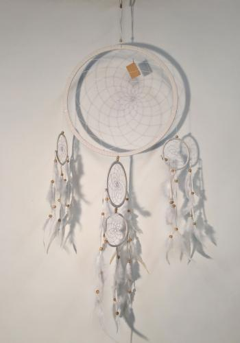 Dreamcatcher soft 5 Rings 42cm