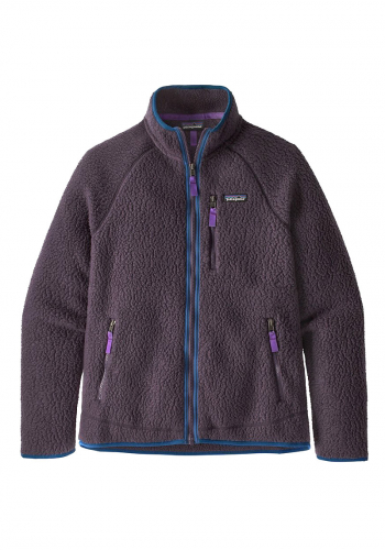 Fleece Patagonia Retro Pile purple