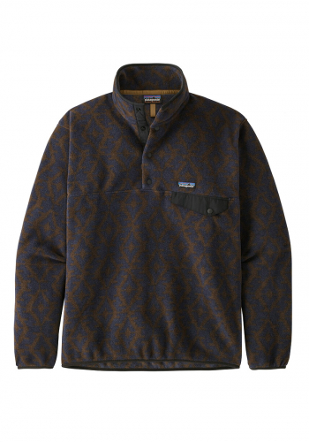 Fleece Patagonia LW Synchilla Snap-T navy