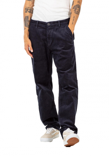 Pant Reell Regular Flex Chino navy cord