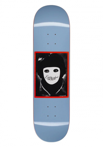 Deck Hockey No Face Blue 8.38