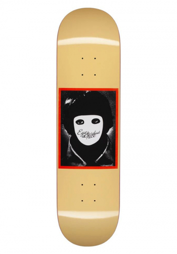 Deck Hockey No Face Yellow 8.5