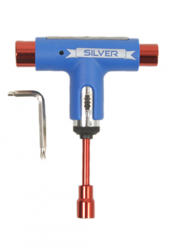 Tool Silver 10 Years Blue