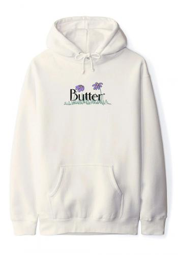 Hooded Butter Goods Flowers Classic bone
