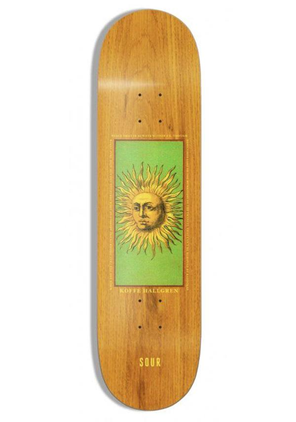 Deck Sour Koffe Sun Poetry 8.25