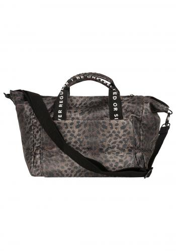(w) Tasche 10DAYS small weekend bag leopard camo
