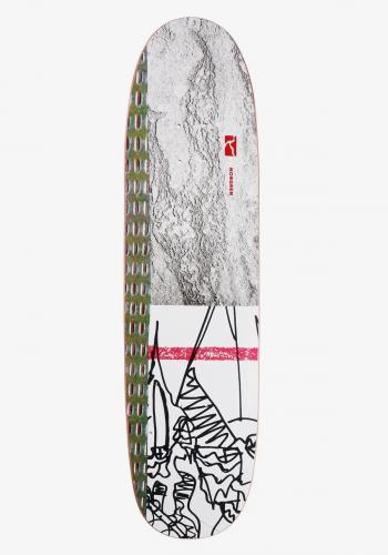 Deck Poetic Collective Norgren Shaped 8.5
