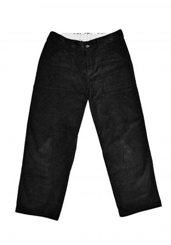 Pant Poetic Collective Black Corduroy
