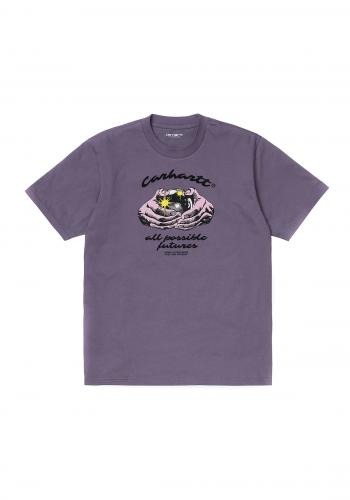 T-Shirt Carhartt WIP Fortune T-Shirt provence