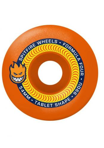Rolle Spitfire F4 Tablet Neon Orange 53mm