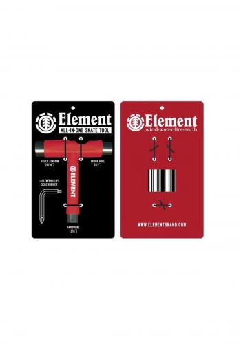 T-Tool Element All In One red