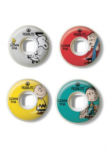 Rolle Element x Peanuts Squad 52mm