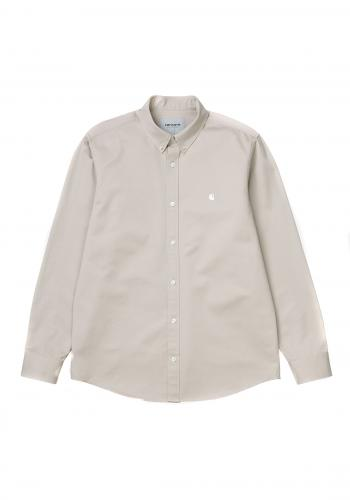 Hemd Carhartt WIP Madison Shirt glaze