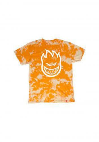 T-Shirt Spitfire Bighead washed orange