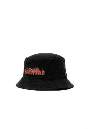 Hut Spitfire Flash Fire Bucket black